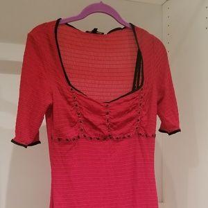 Betsy Johnson dress- size L